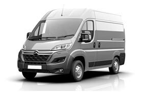 Citroen Relay Van Hire