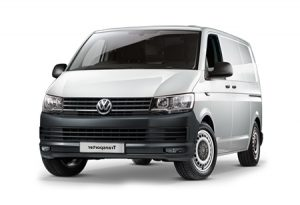 vw transporter van hire