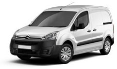 hire berlingo van