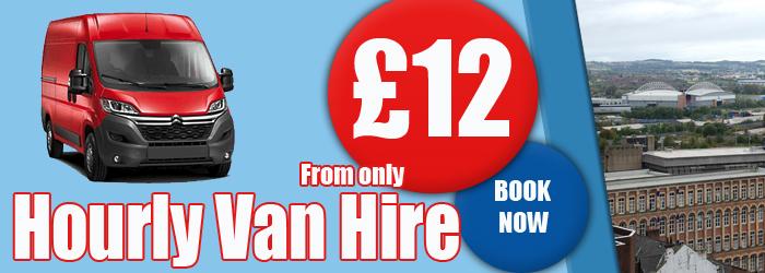 Wigan Van Hire