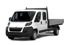 Citroen Relay Tipper Hire