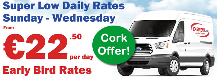 Van Hire Cork