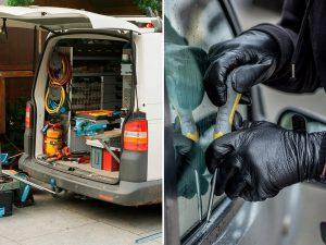 Eight ways to protect equipment in vans